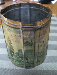 1890's to early 1900's Huntley & Palmer Biscuit Tin