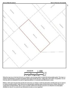 100 Acres For Sale Wallace Road, New Brunswick