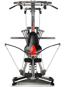 BOWFLEX Xtreme 2SE Home Gym with accessories and mat