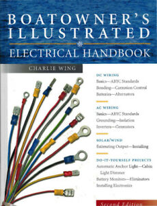 Boatowner's Illustrated Electrical Handbook Hardcover