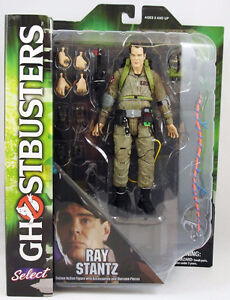 Diamond Select Toys Ghostbusters Select: Ray Action Figure