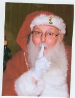 Santa Claus for your Christmas Event