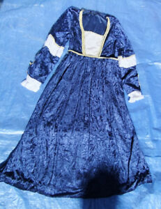 Youth Size 14/16 (large) Peasant Medieval Costume Dress
