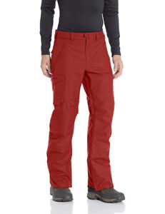 Burton Men's Covert Pant Insulated Fired Brick, XXSmall