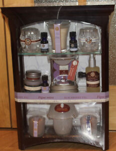Candles Cabinet Ect -Sealed Never Opened SEALED