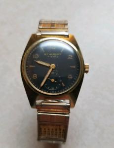 Vintage St Albert Swiss Watch