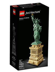 Lego 21042 Statue of Liberty