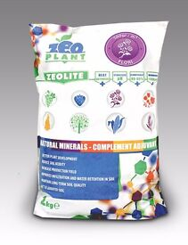 Zeoplant 2kg mineral complex eco fertilizer for flowers