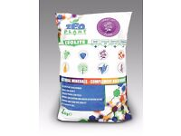 Zeoplant 2kg mineral complex eco fertilizer for flowers