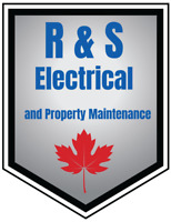 R & S Electrical and Property Maintenance ESA Licenced 7012554