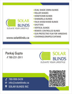 CUSTOMIZED WINDOW BLINDS/SHADES/SHUTTERS/COVERINGS
