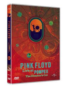 PINK FLOYD LIVE À POMPEII. DVD. Musique+++PAL/Région2+++