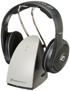 Sennheiser RS120 On-Ear 926MHz Wireless RF Headphones with Charg