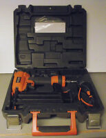 RIDGID BRAD NAILER AIR R213BNA W/CASE & MANUAL $45.00