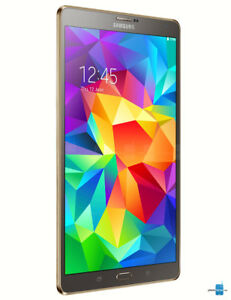 "Samsung TAB S (8.7"") on Monday Bonanza! Claim the deal!"