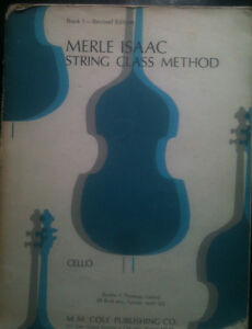 String Class Method Book 1 Revised Edition - Cello
