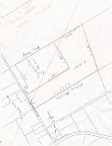 65 acres of vacant land