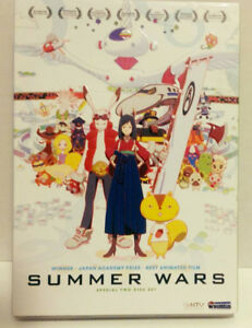 (Anime) Summer Wars - Special Two-Disc Set -  [DVD]