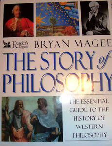 The Story of Philosophy (hardcover) by  Bryan Magee