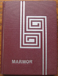 1969 McMaster Marmor Yearbook
