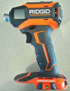 RIDGID GEN5X Brushless 18V 3-Speed Impact Driver
