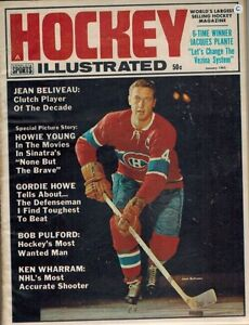 Vintage NHL Hockey Magazines