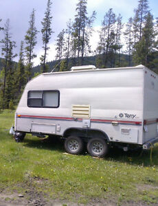 16' 1993 Terry Resort XT-1 Trailer for sale