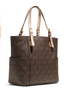 Michael Kors Signature Tote Bag (used good condition)