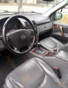 Mercedes Benz ML320 1300 OBO