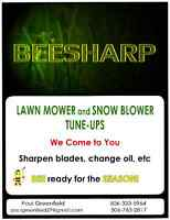 LawnMower and SnowBlower Tune Ups
