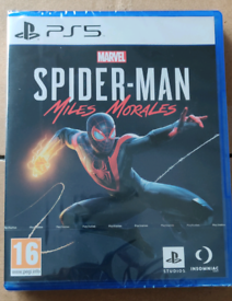 PS5 Game - Marvel's Spider-Man: Miles Morales