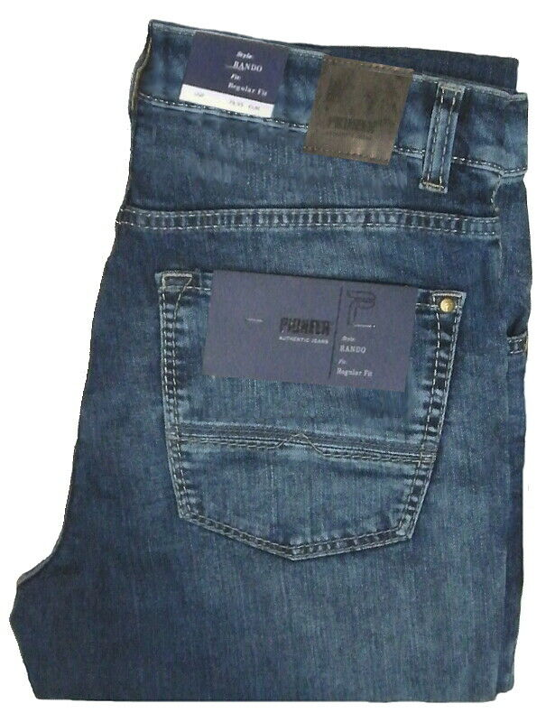 PIONEER ® Rando W 34 L 32 Stretch Jeans 1674.9763.361 3.Wahl als Arbeitshose