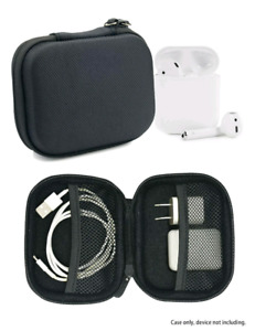 Apple air pods with carrying case
