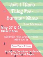 Sandman Hotel Pre Summer Vendor Show