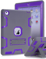 """FACTORY SEALED CASE WITH KICK STAND FOR 9.7"""" IPAD 1,2,3 ( READ )"""