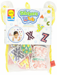 RUB A DUB STICKERS FOR THE TUB *NEW** AGES 3+