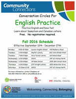 Conversation Circles for English Practice