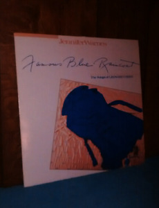 Jennifer Warnes Record - Famous Blue Raincoat