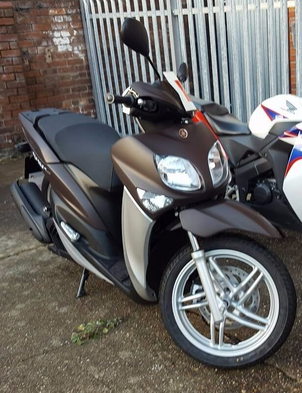 2016 Yamaha Xenter 125 - Excellent Collection