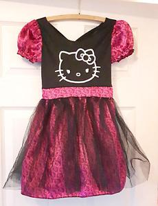 Girls Hello Kitty dress set.