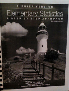 A Brief version Elementary Statistics, 7th edition