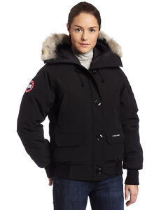 I am selling my black Canada Goose Jacket