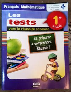 Livre d'exercices Français/Mathématiques 1ère année