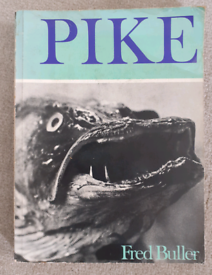 Book, Pike by Fred Buller