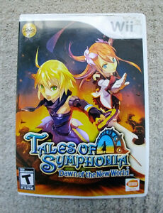 Tales of Symphonia Dawn of the New World - Nintendo Wii
