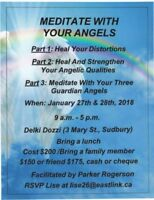 Meditate With Your Angels