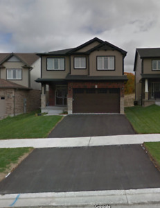 Large Detached Executive Home for Rent