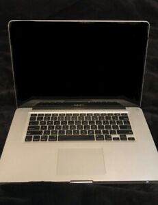 MacBook Pro 15-inch, Early 2011