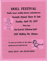 Doll Show and Sale