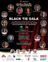 Simcoe Rising Star #DreamBig Black Tie Gala Tickets Only $99
